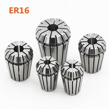 Original accessories clamp ER16 3mm 4mm 6mm 8mm 10mm high precision 0.008mm elastic collet Engraving machine chuck
