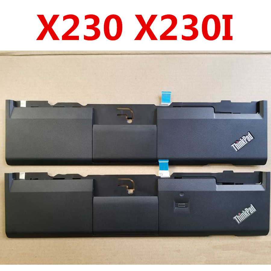 Brand New Original Palmrest Cover for Lenovo Thinkpad X230 X230I With Fingerprint and Touch Pad Genuine X230 Palmrest