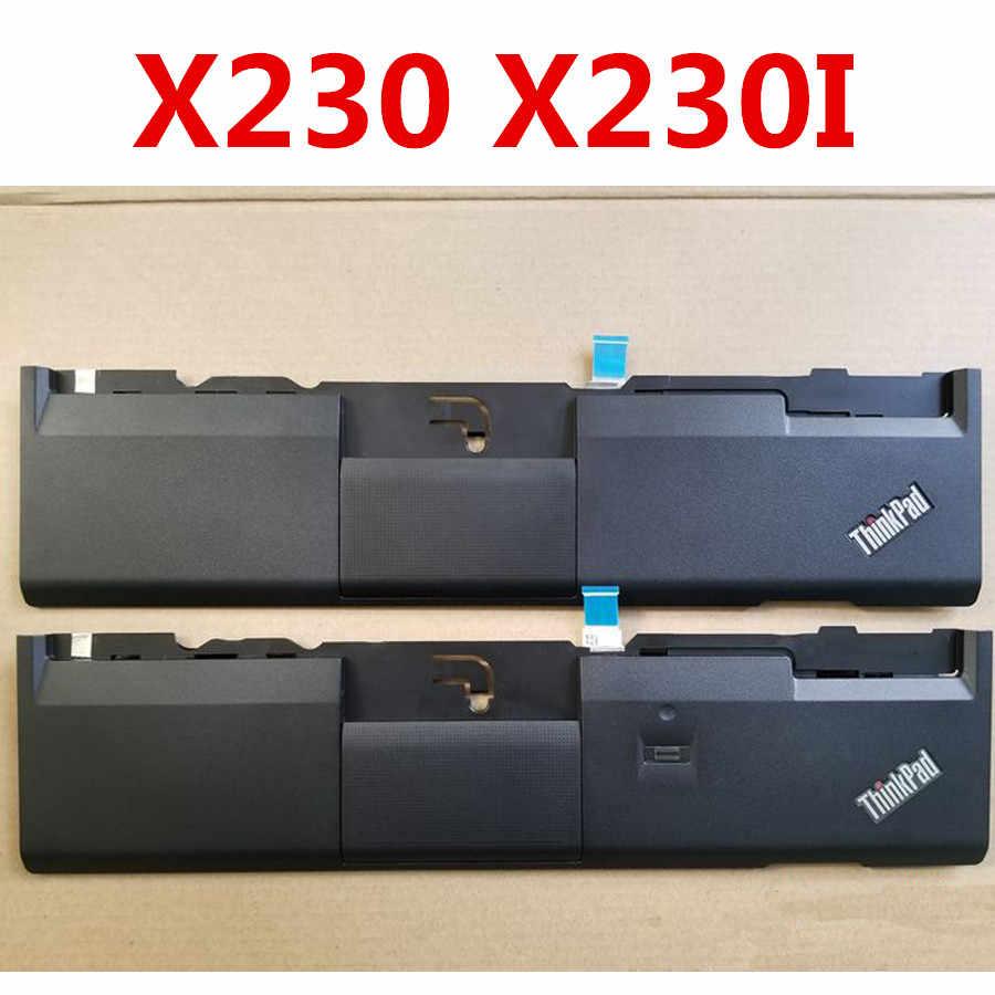 Абсолютно новый оригинальный чехол для рук для lenovo Thinkpad X230 X230I с отпечатком пальца и сенсорной панелью из натуральной кожи X230