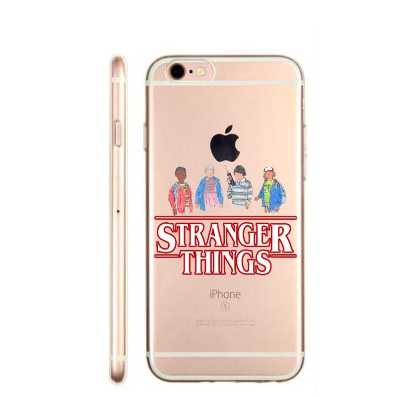 custodia iphone 6 stranger things