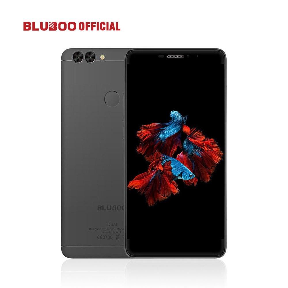 Bluboo doppio del telefono mobile 5.5