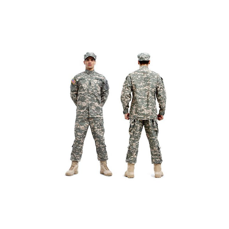 Uniforme militaire Multicam armée Combat chemise uniforme ACU tactique pantalon Camouflage costume chasse vêtements
