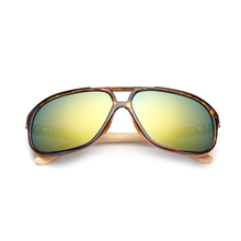 SPECIAL OFFER! Unisex Vintage Style Bamboo Sunglasses