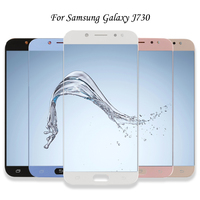 For Samsung Galaxy J7 2017 J730 J730F SM J730F LCD Display Touch Screen Mobile Phone Lcds