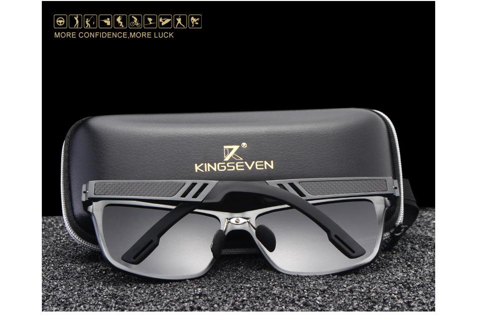 HTB1Ft.PojnD8KJjSspbq6zbEXXaT - KINGSEVEN Men Polarized Sunglasses Aluminum Magnesium Sun Glasses Driving Glasses Rectangle Shades For Men Oculos masculino Male