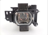 DT01291 Genuinel лампы проектора с жильем для Hitachi CP WX8255/CP WX8255A/CP X8160/HCP D757S проекторы