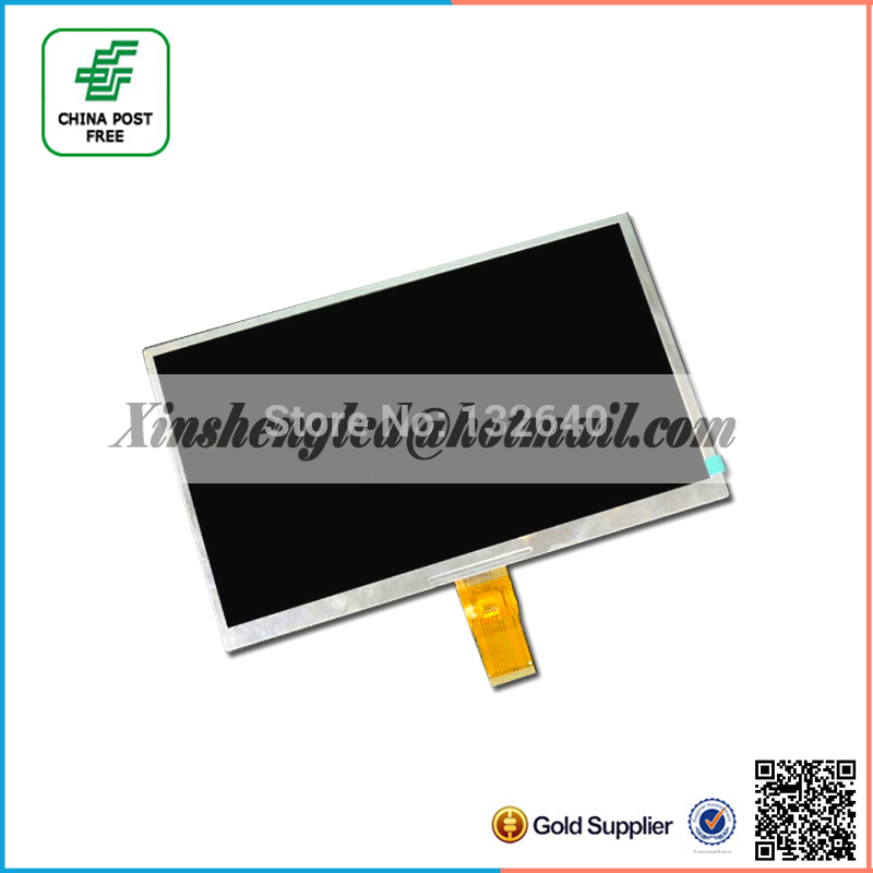ФОТО New 10.1'' inch DX1010BE40B0.V3 YS FC101TFTCP40A KR101LE3S TFT LCD Display SCREEN 1024*600 for ALLWINNER A10 A13 tablet pc