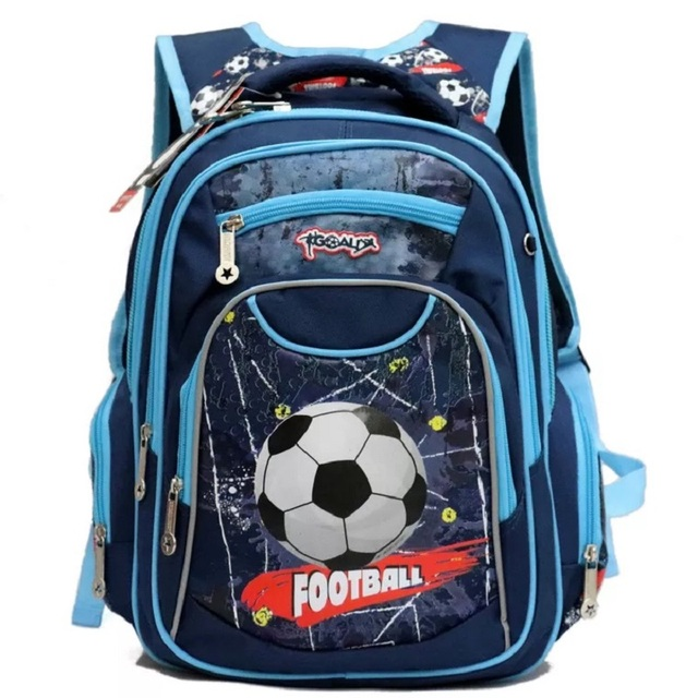 5b1c27bb5b Fashion Boys Student Cartoon School Bags Children Printing Backpack Primary  Kids Orthopedic School Backpacks Schoolbags