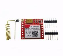 HAILANGNIAO 10ชิ้นSIM800L GPRSโมดูลแกรมM IcrosimบัตรหลักคณะกรรมการQuad band TTLพอร์ตอนุกรม