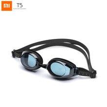 Xiaomi TS взрослых Одежда заплыва Очки Анти-туман HD Водонепроницаемый Сменный нос Рамки widder угол Очки для парня девушку
