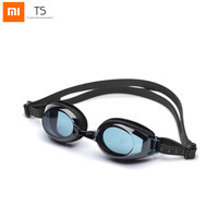 Xiaomi TS Adult Swimming Glasses Anti Fog HD Waterproof Replaceable Nose Frame Widder Angle Glasses For