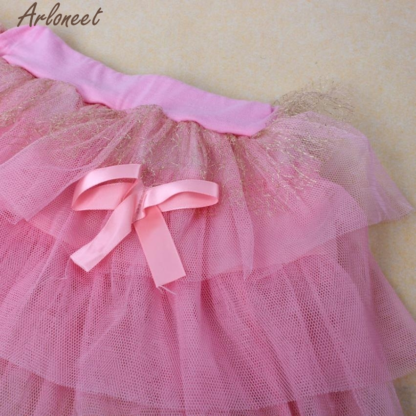 ARLONEET Christmas Pajamas Dress For Baby Girls Kids Baby Girls T Shirt Skirt TUTU Party Dress Girls Outfits Sets Rose &