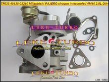 Turbo TF035 49135-03130 49135-03310 Oil cooled Turbocharger For Mitsubishi Pajero II shogun intercooled Mighty Truck 4M40 2.8L D