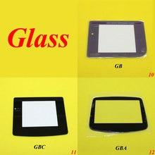 цена на Glass Play It Loud Dark Protective Screen Lens for Gameboy Classic GBO GB GBA GBC Lens Protector