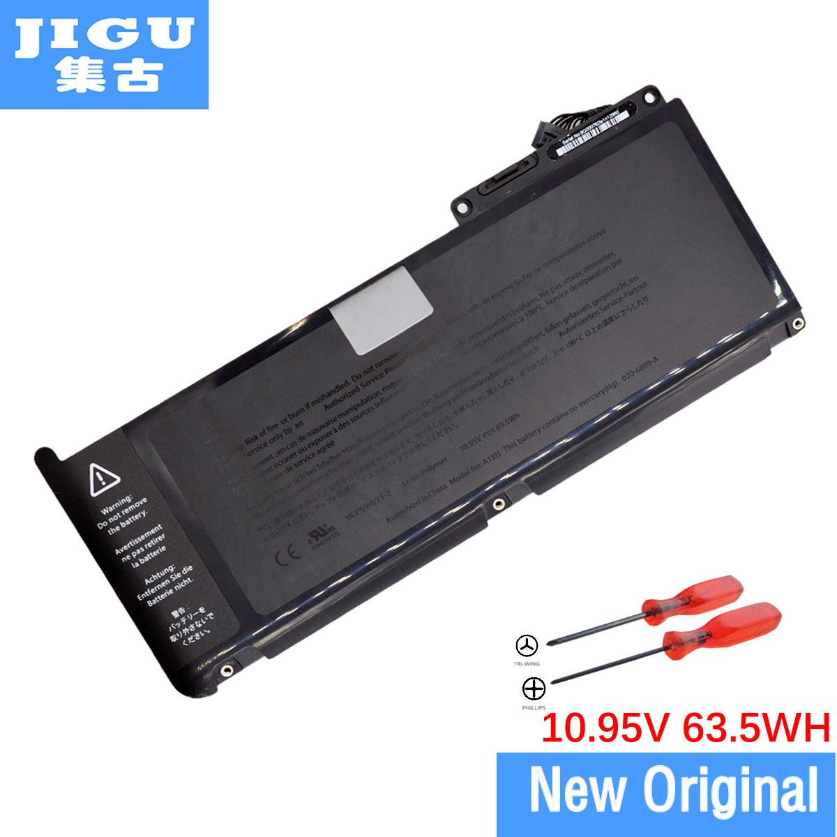 JIGU A1331 Original Bärbar Batteri för Apple till MacBook A1342 - Laptop-tillbehör