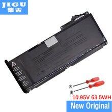 "JIGU A1331 Original Laptop Battery For Apple for MacBook A1342 MC207 MC516 For MacBook 13"" Pro 15"" 17"" 13.3"""