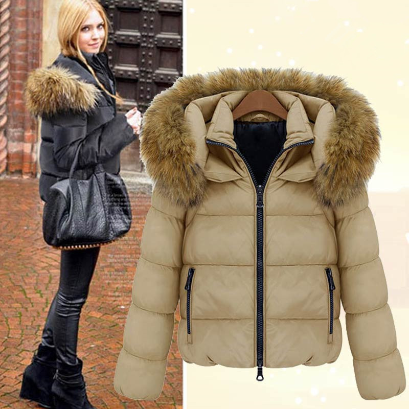 Winter Jackets With Real Fur Hoods - Coat Nj
