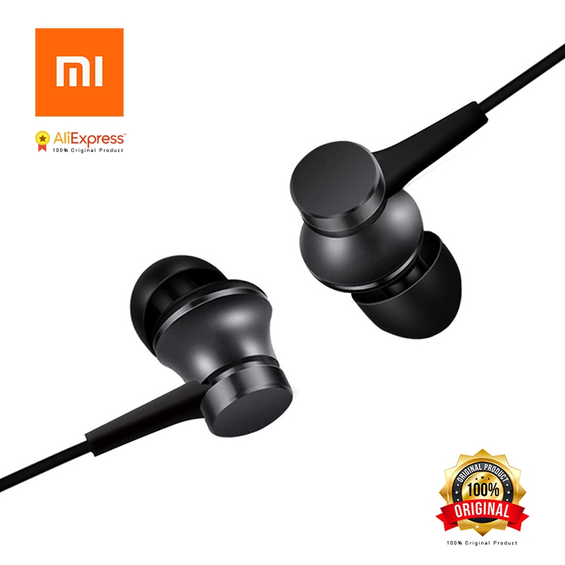 Original Mi Xiaomi Piston 3 Fresh Youth Version Earphone In-Ear 3.5mm Colorful Earphone With Mic Earphones changchai 4l68 engine parts the set of piston piston rings piston pins