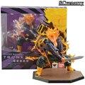 Hot! Dragon Ball Z Trunks Super Saiyan Figuarts Batalha Versão PVC Action Figure Modelo Coleção Toy Presente de Natal Em Caixa CSL47
