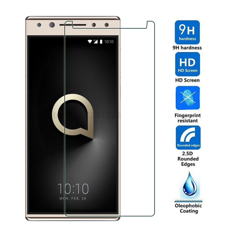 <font><b>Alcatel</b></font> <font><b>5</b></font> Glass Tempered Glass <font><b>Alcatel</b></font> <font><b>5</b></font> Screen Protector For <font><b>Alcatel</b></font> 5086A <font><b>5086Y</b></font> 5086D <font><b>5</b></font>.0 Toughened protective film cover case image