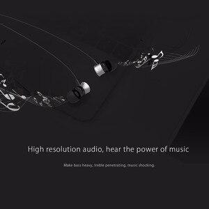 Image 2 - ORICO 이어폰 형 이어폰, 이어폰 형 이어폰, 마이크 이어 버드 블랙