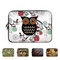 Soft Sleeve bag funda case for ipad pro 9.7 case for ipad 2 3 4 5 6,owl pattern Clutch bag Pouch for ipad air 2 case,013DA348