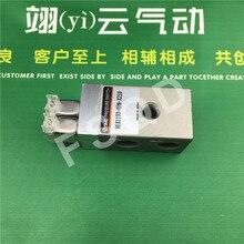 VEX1133-02N-X259 использовать пункт много акций SMC большой проточного типа тонкой клапана близко двойной оригинальные пятно