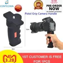 Pro Video Stabilizing Handle Grip for Samsung Digimax 230 Vertical Shoe Mount Stabilizer Handle