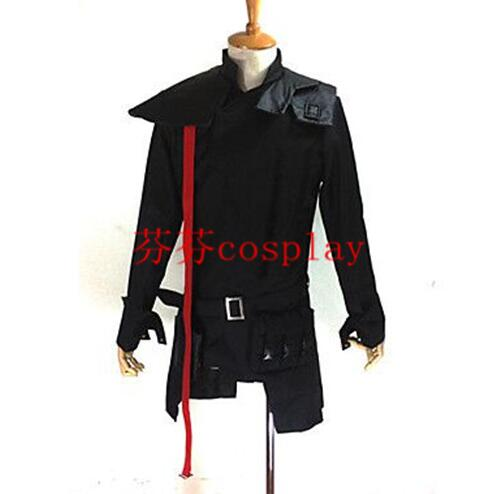 2016 Guilty Crown Tsutsugami Gai Cosplay Costume Halloween Clothing