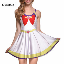 Anime Sailor Moon Cosplay soldier Adult Halloween Fancy Dress Costume