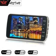 ANSTAR mini CAR DVR 4ch Camera Video Recorder Dual lens Dash Cam Parking Assistance Full HD 1080p Vehicle camera Auto Blackbox