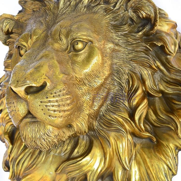 Outstanding Lion Head Wall Decor Gallery - Art & Wall Decor ...