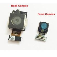 Cámara trasera para Letv leeco Le Max 2 X820, cámara trasera y módulo de cámara frontal, Cable flexible