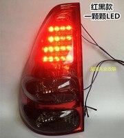 EOsuns задние лампы света в сборе для toyota land cruiser prado LC120 2700 4000, стилей, светодиодные и галогенные, 2 шт.