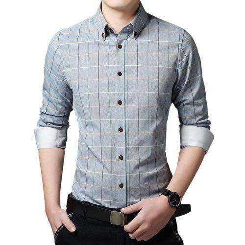 Плед мужские рубашки платья уменьшают подходящие марки 5XL 100% хлопок мода с длинным рукавом Camisas социальной masculinas свободного покроя Camisas хомбре