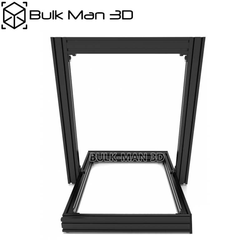 AM8 3D Printer Extrusion Profile Metal Frame Full Kit For Anet A8 Upgrade