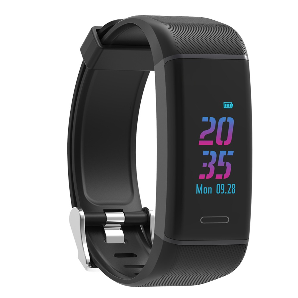 Elephone W7 Sport Smart Band GPS IP67 Waterproof Smart Bracelet Heart Rate Monitor Fitness Tracker Wristband For IOS/Android купить в Москве 2019