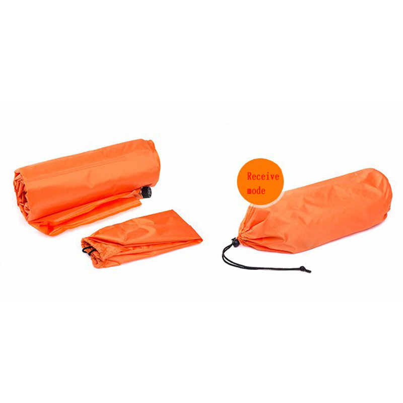 POINT BREAK NH15T051-P Inflatable Camping Mat Outdoor Air Mattress Tent  Moisture-proof Pad