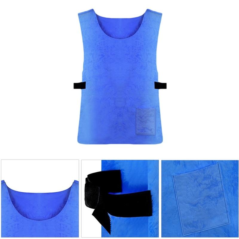 Summer Ice Cooling Sport Vest for Men Women Sunstroke Clothing For Outdoor Sport Running Working