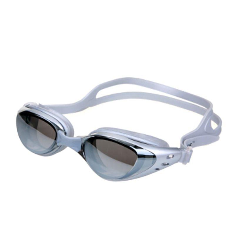 Professional Anti-Fog UV Protection Adjustable Swimming Goggles Men Women Waterproof Silicone Glasses Adult Eyewear