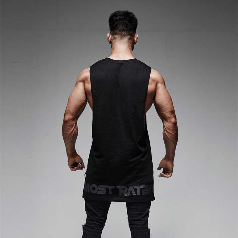 fashion Men sport Vest  gym Tank Top (6)
