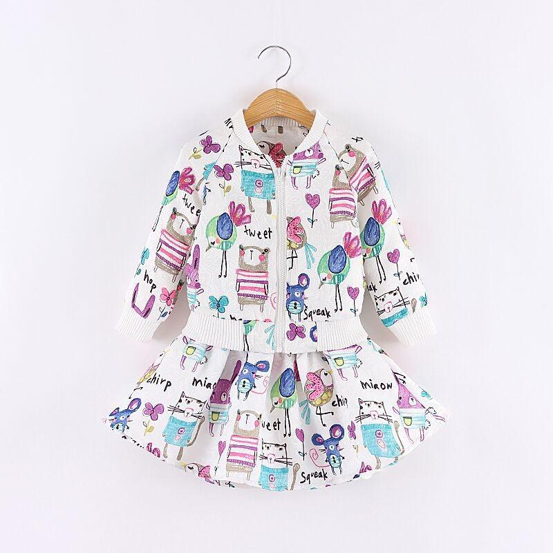 graffiti girls clothing sets (3)