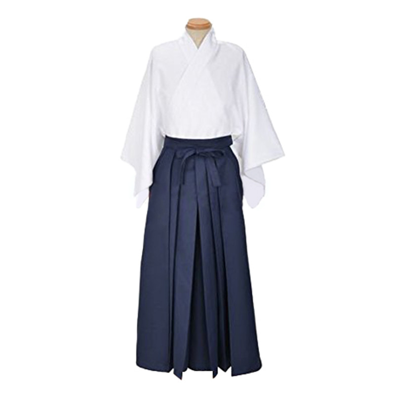 Japanese Kendo Laido Aikido Hapkido Hakama Keikogi Dobok Kendo Sets Martial Arts Uniforms Cosplay Custom-Made Clothing цена и фото