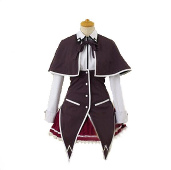 2018 New Arrival Cos High school dxd Rias Gremory cosplay costume anime Rias Cosplay Dress