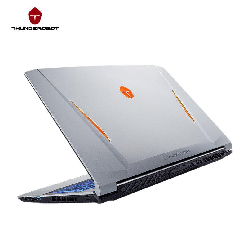 ThundeRobot ST PLUS U Gaming Laptops PC Tablets Nvidia GTX1050Ti Intel Core i7 7700HQ 15 6