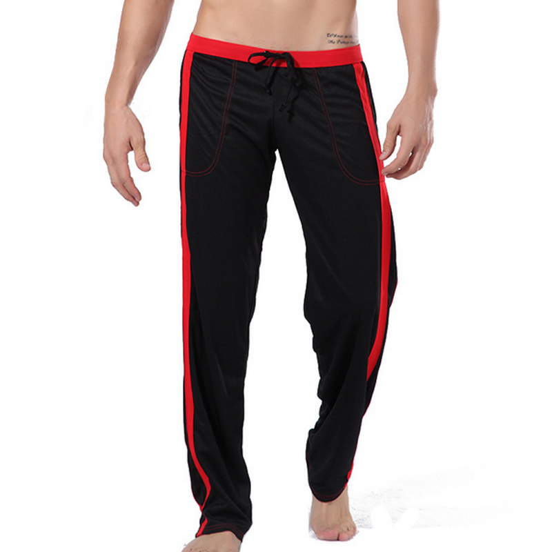 Running Pants Ingenious Spring Autumn Fitness Sports Pant Men Loose Straight Running Training Pants Gym Male Basketball Jogging Trouser