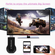 Mirascreen Miracast DLNA Airplay WiFi Pantalla TV Dongle wireless conectividad de Múltiples pantallas HDMI Full HD 1080 P Receptor