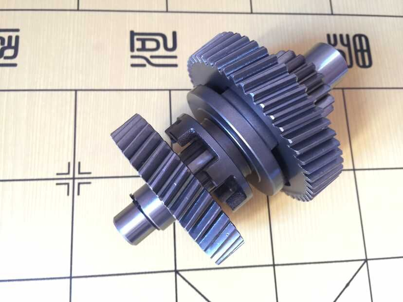 GEARSHIFT SHAFT OF 150CC GOKART /E-TON 150 ATV/BMS SUNL ROKETA  helical gear 17T/49T-36T   SHAFT GEAR SHIFT COMPLETEGEARSHIFT SHAFT OF 150CC GOKART /E-TON 150 ATV/BMS SUNL ROKETA  helical gear 17T/49T-36T   SHAFT GEAR SHIFT COMPLETE