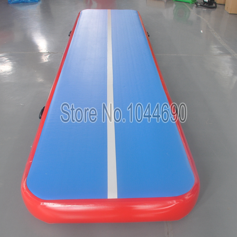 Super deal 4 1 0 2m air track for sale air tracks for tumbling for kids
