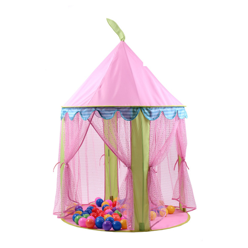 ФОТО Childen Toy Tent Ultralarge Usuginu Mosquito Lace Game House use toy Tents Christmas New year Gift Dia 104*140 Hight